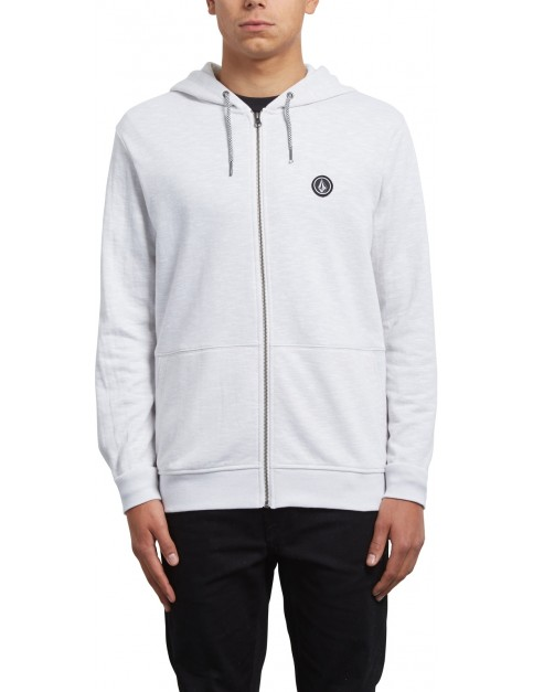 Volcom Litewarp Zipped Hoody in Clay
