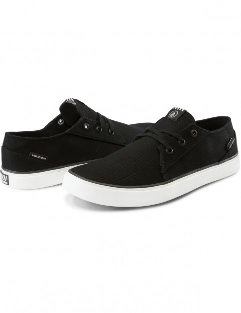 Volcom Lo Fi Trainers in Black