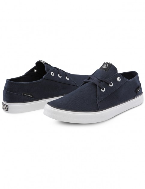 Volcom Lo Fi Trainers in Navy
