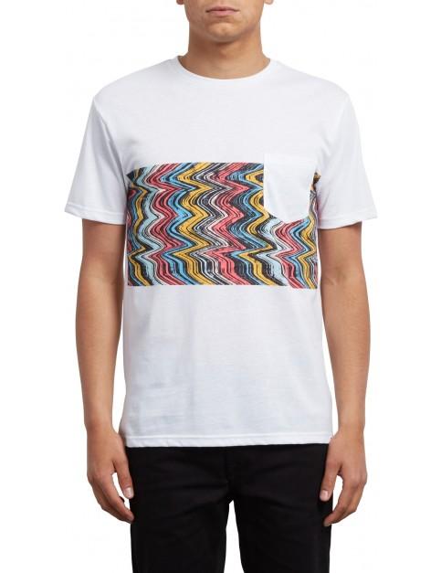 Volcom Lofi Short Sleeve T-Shirt in White