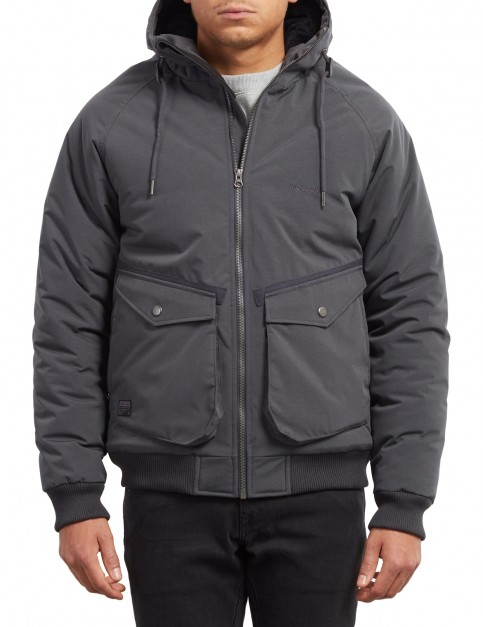 Volcom Master Coaster Jacket in Black