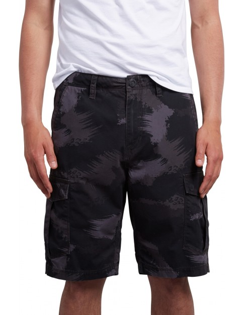 Volcom Miter II Cargo Shorts in Camouflage