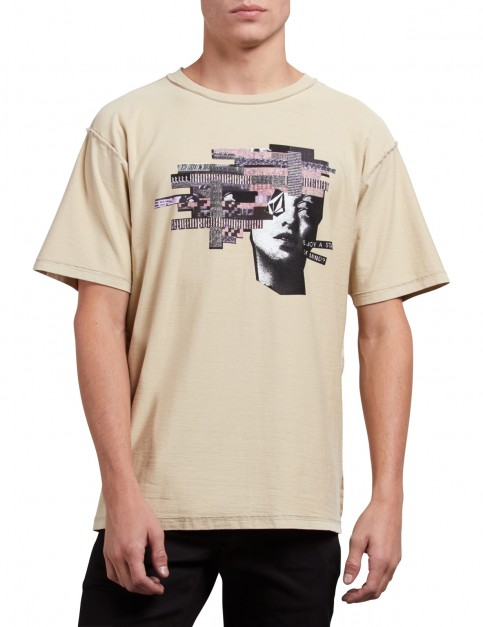 Volcom Noa Noise Head Short Sleeve T-Shirt in Clay