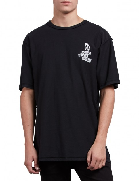 Volcom Noa Noise Short Sleeve T-Shirt in Black