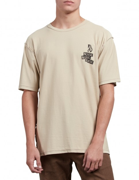 Volcom Noa Noise Short Sleeve T-Shirt in Clay
