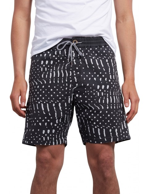Volcom Nowhere Shorts in Black