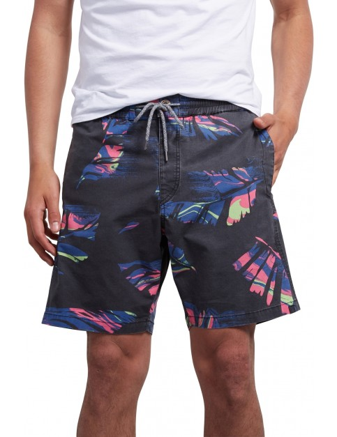 Volcom Nowhere Shorts in Deep Blue