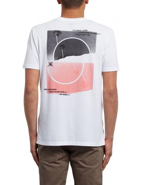 Volcom Over Ride DD Short Sleeve T-Shirt in White