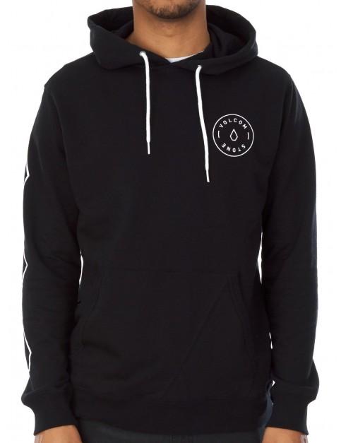 Volcom Packsaddle Pullover Hoody in Black