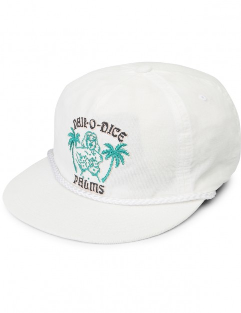 Volcom Pair-O-Dice Cap in White