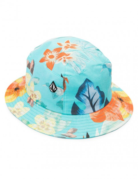 Blue Bird Volcom Pale Head Sun Hat