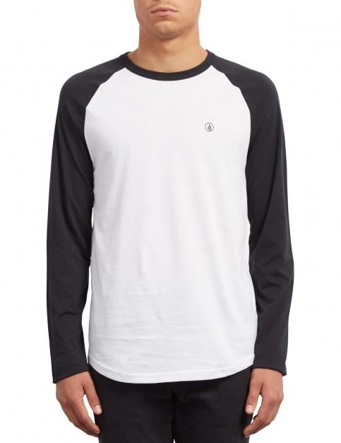 Volcom Pen Long Sleeve T-Shirt in Black