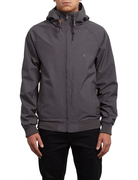 Volcom Raynan Jacket in Heather Grey