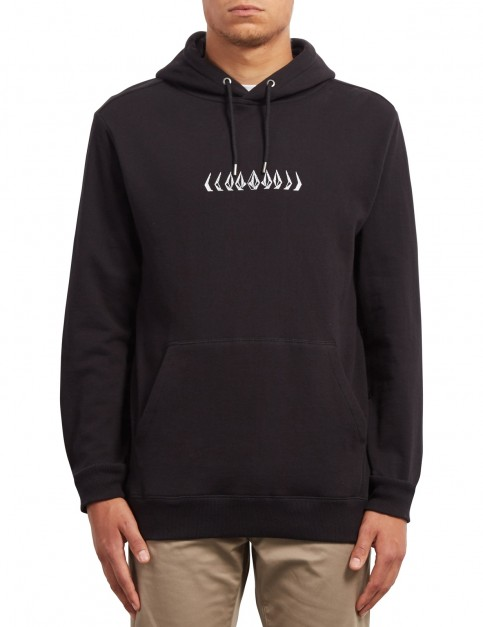 Volcom Reload Pullover Hoody in Black