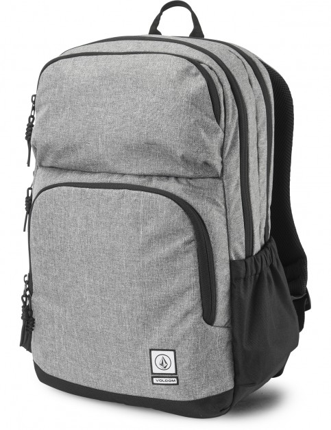 Volcom Roamer Backpack in Black Grey