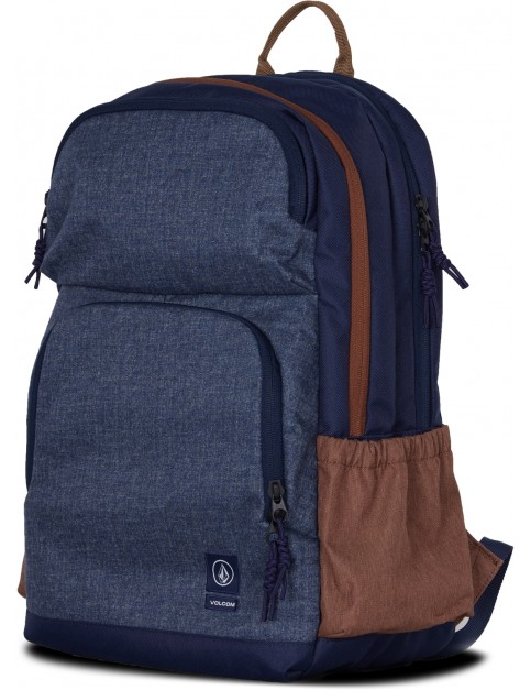 Volcom Roamer Backpack in Camper Blue