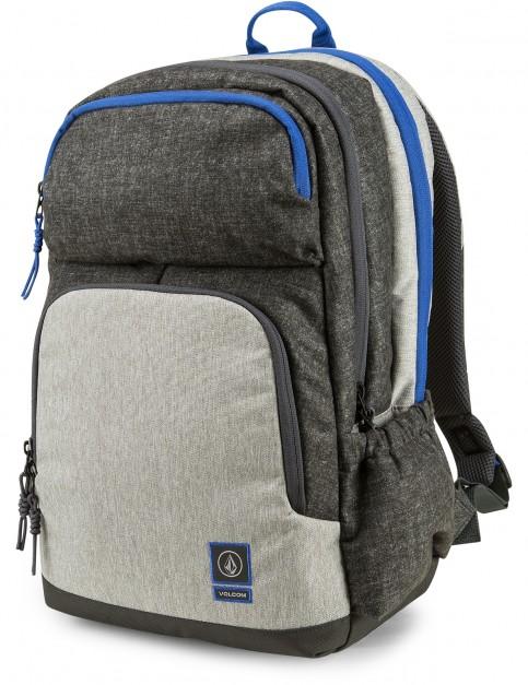 Volcom Roamer Backpack in Heather Grey