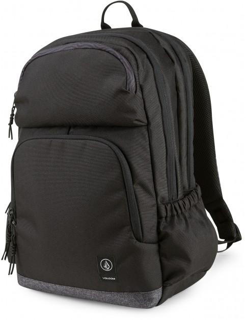 Volcom Roamer Backpack in Ink Black