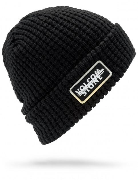 Volcom Scribble Stone Beanie in Black