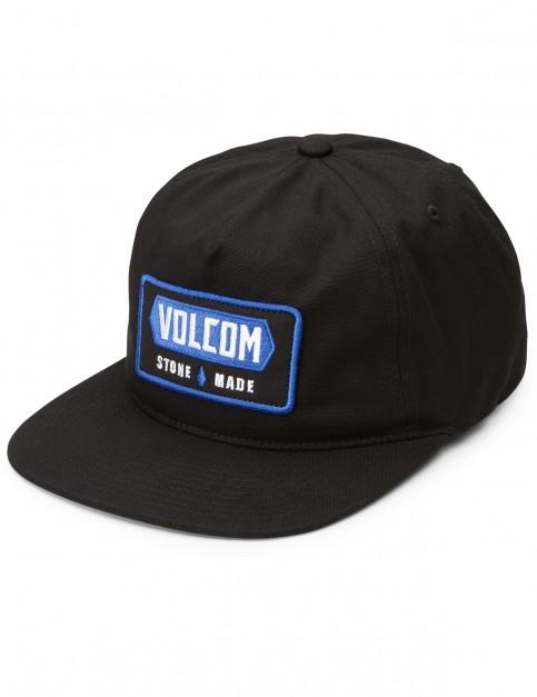 Volcom Shop Cap in Black