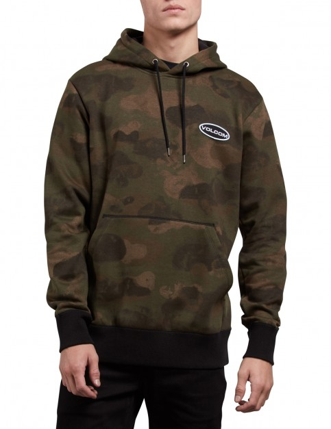 Volcom Shop Pullover Hoody in Camoflauge