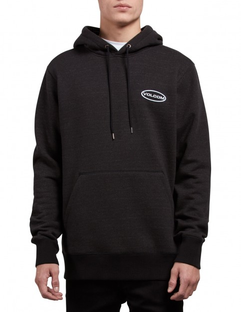 Volcom Shop Pullover Hoody in Lead