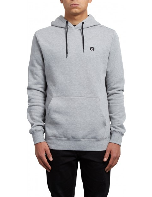 Volcom Single Stone Mid Layer Fleece in Grey