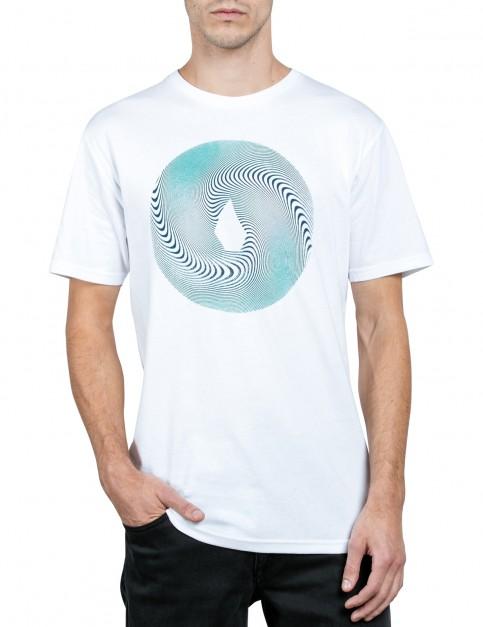 Volcom Solarize Short Sleeve T-Shirt in White