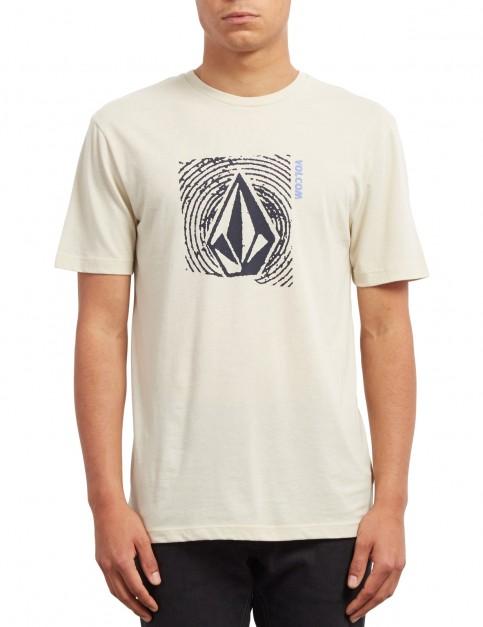 Volcom Stonar Waves Short Sleeve T-Shirt in Clay