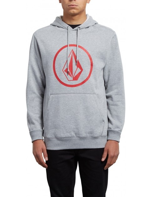 Volcom Stone Mid Layer Fleece in Grey