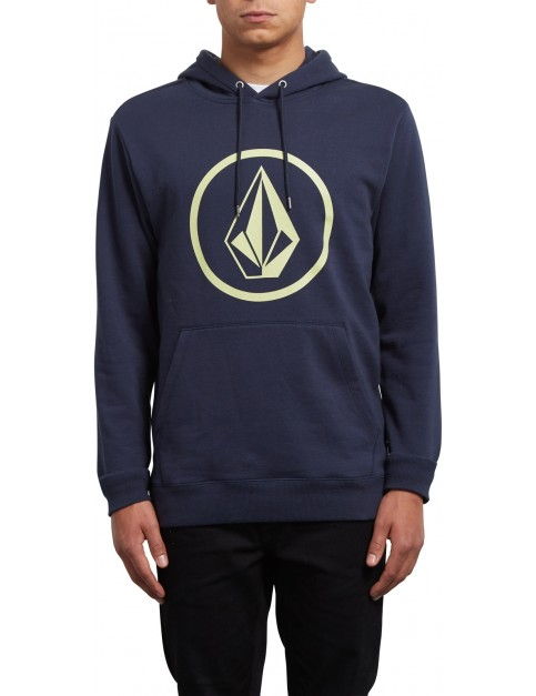 Volcom Stone Mid Layer Fleece in Indigo