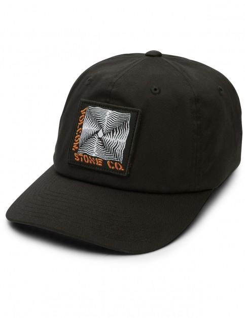 Volcom Stone Radiator Xfit Cap in Black
