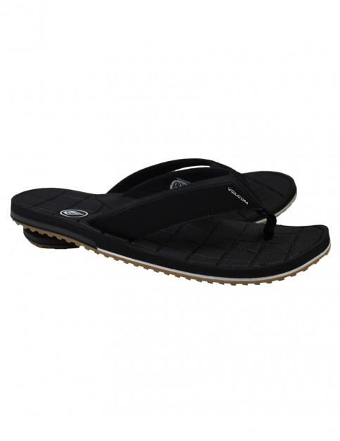 Volcom Stryker Sport Sandals in Black