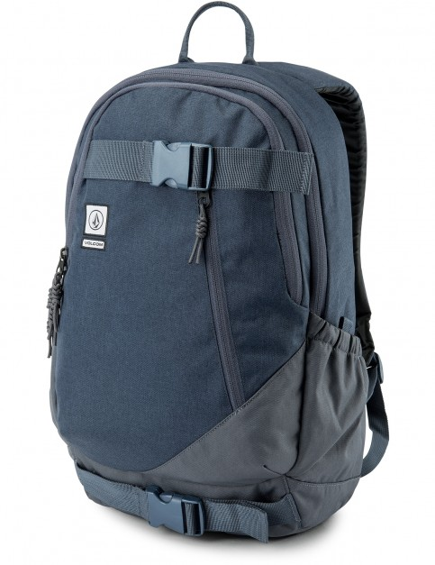 Volcom Substrate Backpack in Midnight Blue