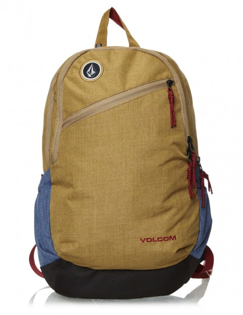 Dark Khaki Volcom Substrate Backpack