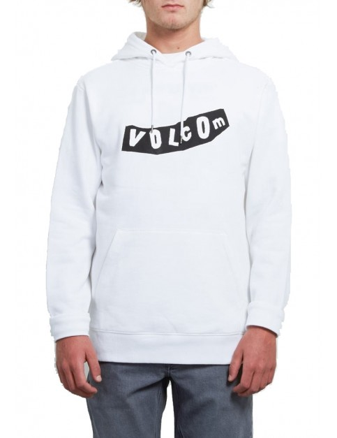Volcom Supply Stone Pullover Hoody in White