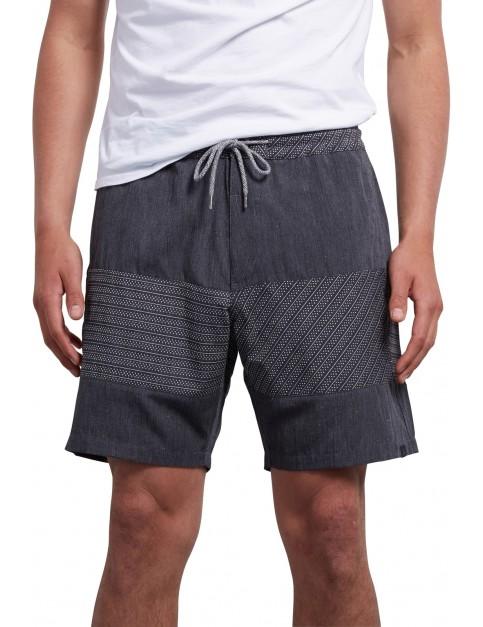 Volcom Threezy Shorts in Black