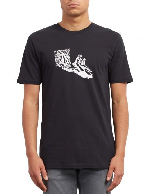 Volcom Tilt Short Sleeve T-Shirt in Black