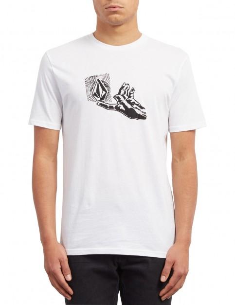 Volcom Tilt Short Sleeve T-Shirt in White