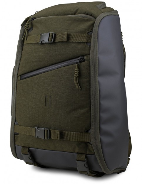 Volcom Traverse Backpack in Military