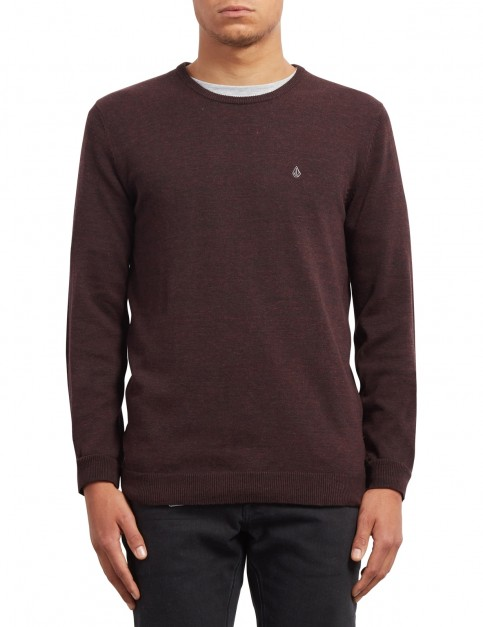 Volcom Uperstand Crew Jumper in Multi