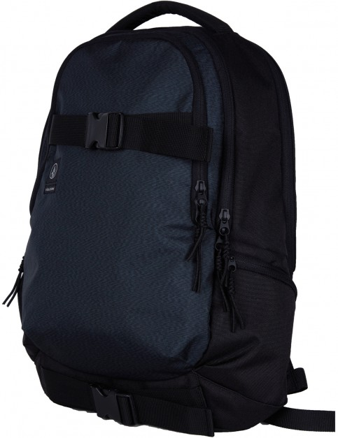 Volcom Vagabond Skate Backpack in Stealth
