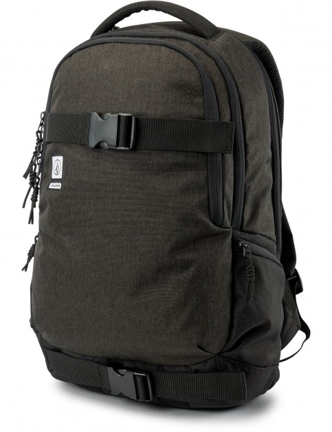 Volcom Vagabond Stone Backpack in New Black
