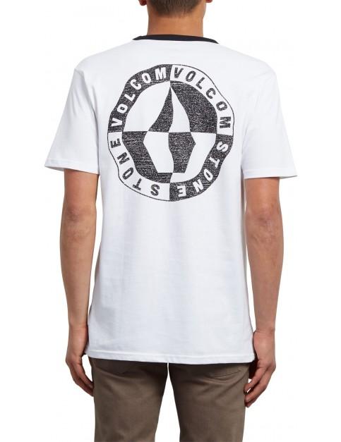 Volcom Vert Short Sleeve T-Shirt in White