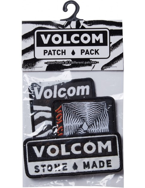 Volcom Volcom Patch Pack Fun Stuff in Assorted Colors