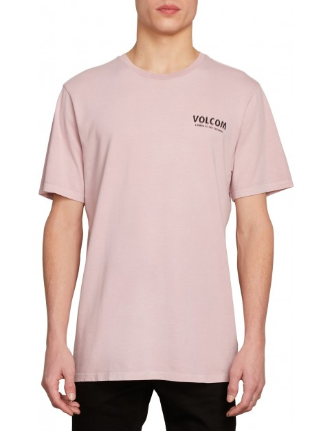 Volcom Wheat Paste Short Sleeve T-Shirt in Pale Rider
