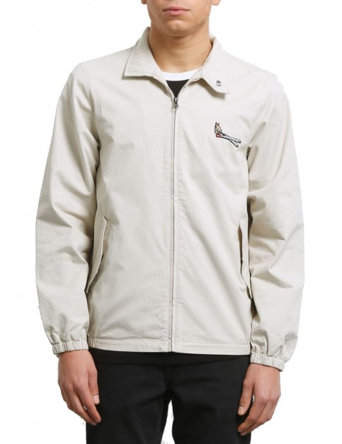 Volcom Whitewater Jacket in Clay