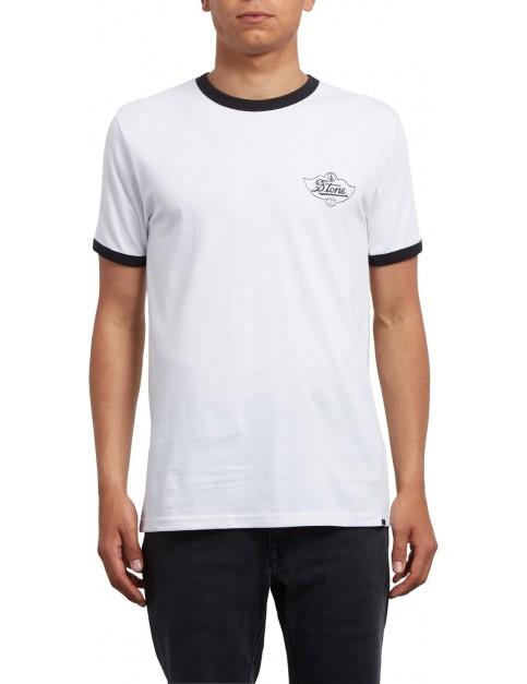 Volcom Winger Short Sleeve T-Shirt in White
