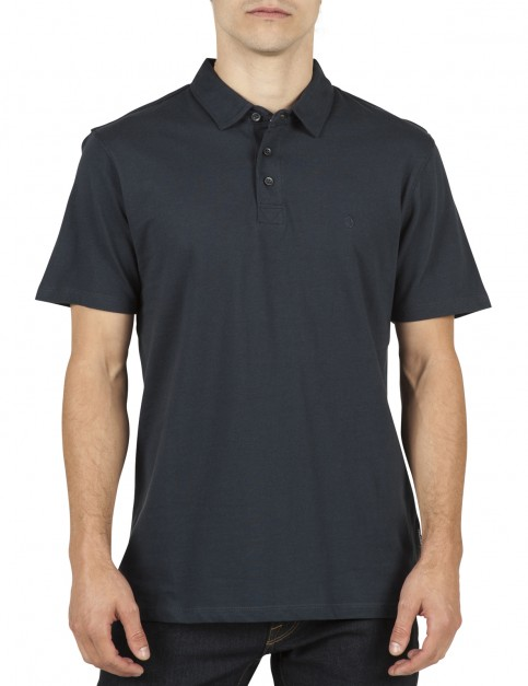 Volcom Wowzer Polo Shirt in Navy