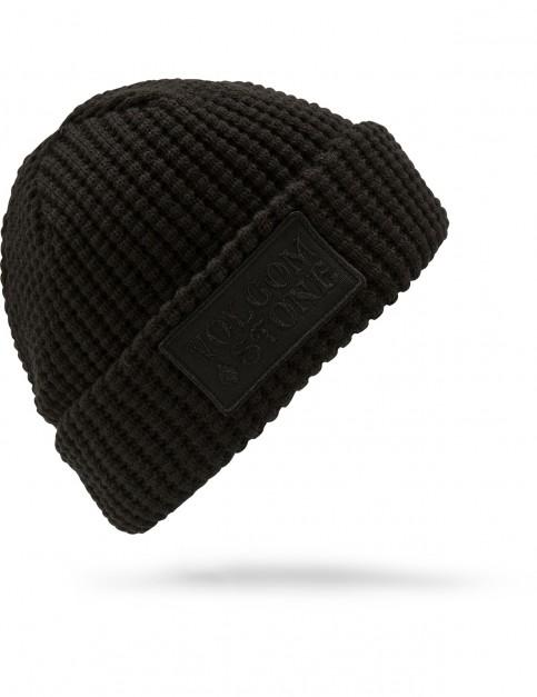 Volcom Wrecker Beanie in Black